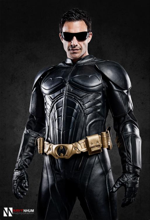 Batman – The Dark Knight Rises Suit – Photography by Navy Nhum