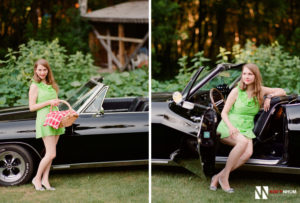 Janna & Aaron - Picnic & Drive-in Engagement