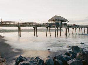 travel photography, costa rica, puntarenas, toronto wedding photographer, toronto destination photographer, puntarenas, beach, pier, medium format film photography, contax 645