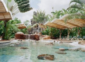 Baldi Hot Spring and Spa in Costa Rica swimming pool