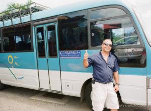 costa rica tour guide