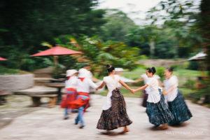 traditional dance kids performing dance