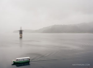 Costa Rica photography workshop in fog