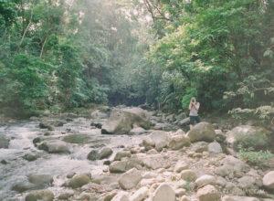 La Fortuna Costa Rica shot on film contax 645